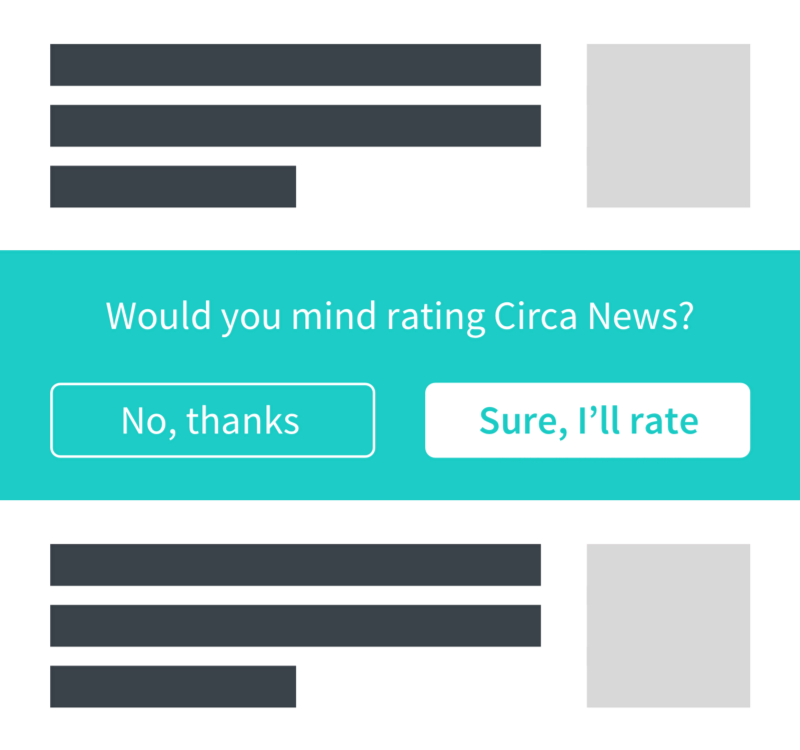 Integrated Rating Example
