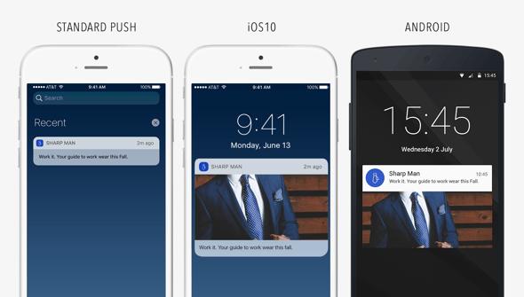 iOS10 Push Notifications