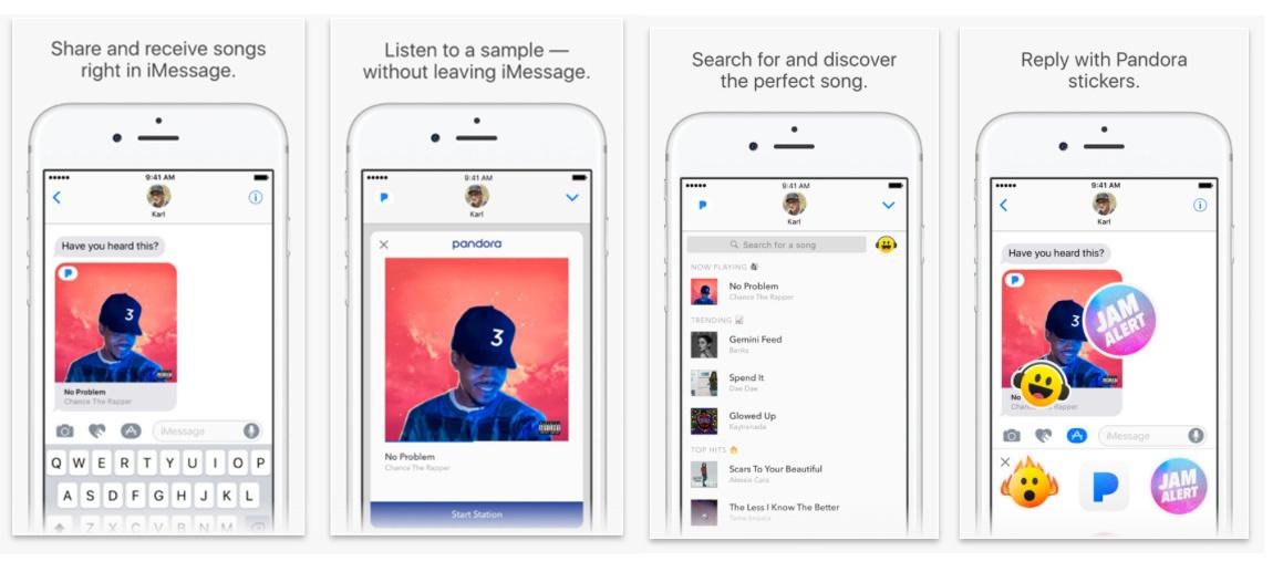 Pandora-imessage-be-successful-app-store-optimization.jpg