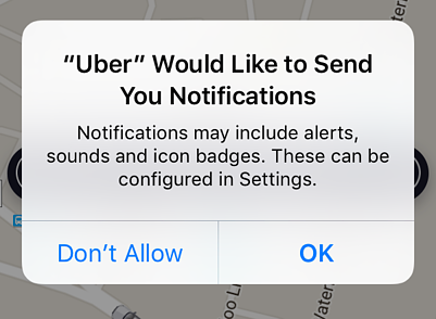 iOS Push Notification Permissions: The Best Practices