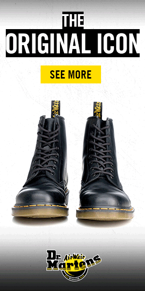 Facebook & Google Ads: How to get started with Remarketing [made easy].Dr Martens Instagram Ad. Hurree.