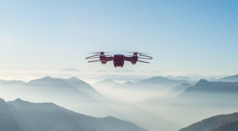 Intelligent Automation Drone Amazon Prime Air