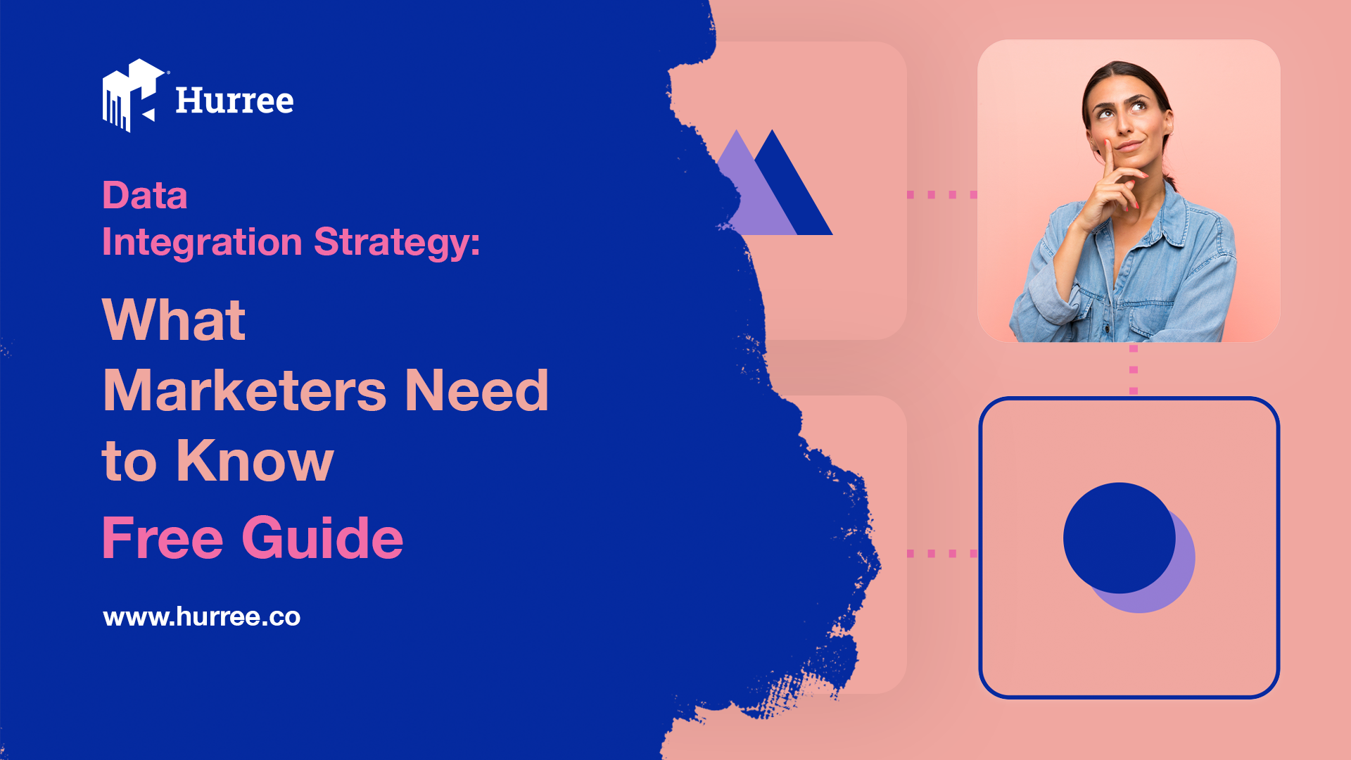 Large_CTA: Data Integration Strategy - What Marketers Need to Know. Free Guide