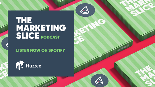 The marketing slice by Hurree. This is Marketing Slice. The podcast that gives you marketing insights, hints and tips that you can action immediately. Within these episodes, the team here at Hurree take you through a deep dive of the marketing strategies and methods that will deliver results right now. These podcasts are complemented by a whole host of other guides, videos, blogs and infographics that can be found at throughout our resources section.